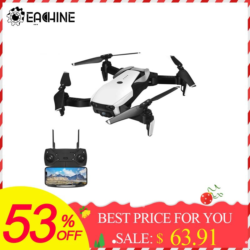 Eachine E511- Upgraded E58 WIFI FPV With 1080P / 720P HD Camera Headless Mode 16Mins Flight Time Foldable RC Drone Quadcopter