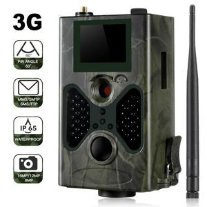 Image 1 - SUNTEKCAM HC 330G 16MP 940nm ليلة كاميرا الصيد البصري MMS كاميرا تعقب SMS GSM جي بي آر إس 3G كاميرا فخ فخ صورة البرية كاميرات