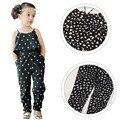 Menina roupas de verão crianças Meninas coração-em forma de chicote + cinto 2 peça conjunto roupa de crianças de verão Macacão roupas