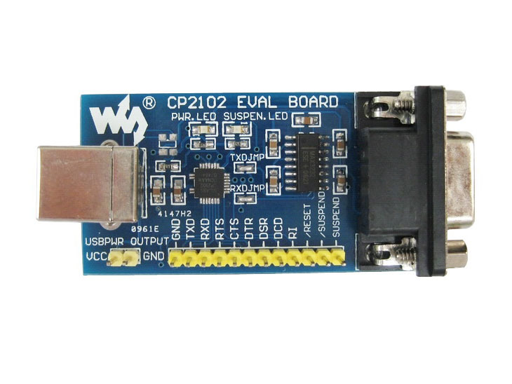 Parts USB CP2102 Development Board Module Kit USB UART TTL CP2102 USB TO Serial UART, US ...