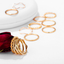 Bohemian Knuckle Joint Rings Set RK
