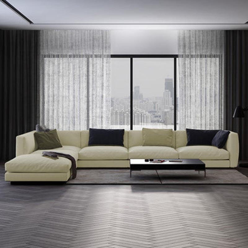 Post Modern Minimalist Nordic Living Room Can Be Fitted