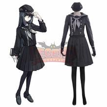 Game Danganronpa V3: Killing Harmony Saihara shuichi super detective Cosplay adult costume female version