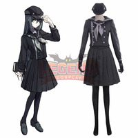 Game Danganronpa V3: Killing Harmony Saihara shuichi super detective Cosplay adult costume female version