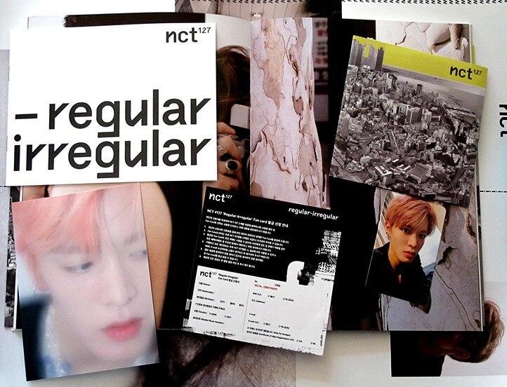 NCT127 1 Regular-Irregular TO+5