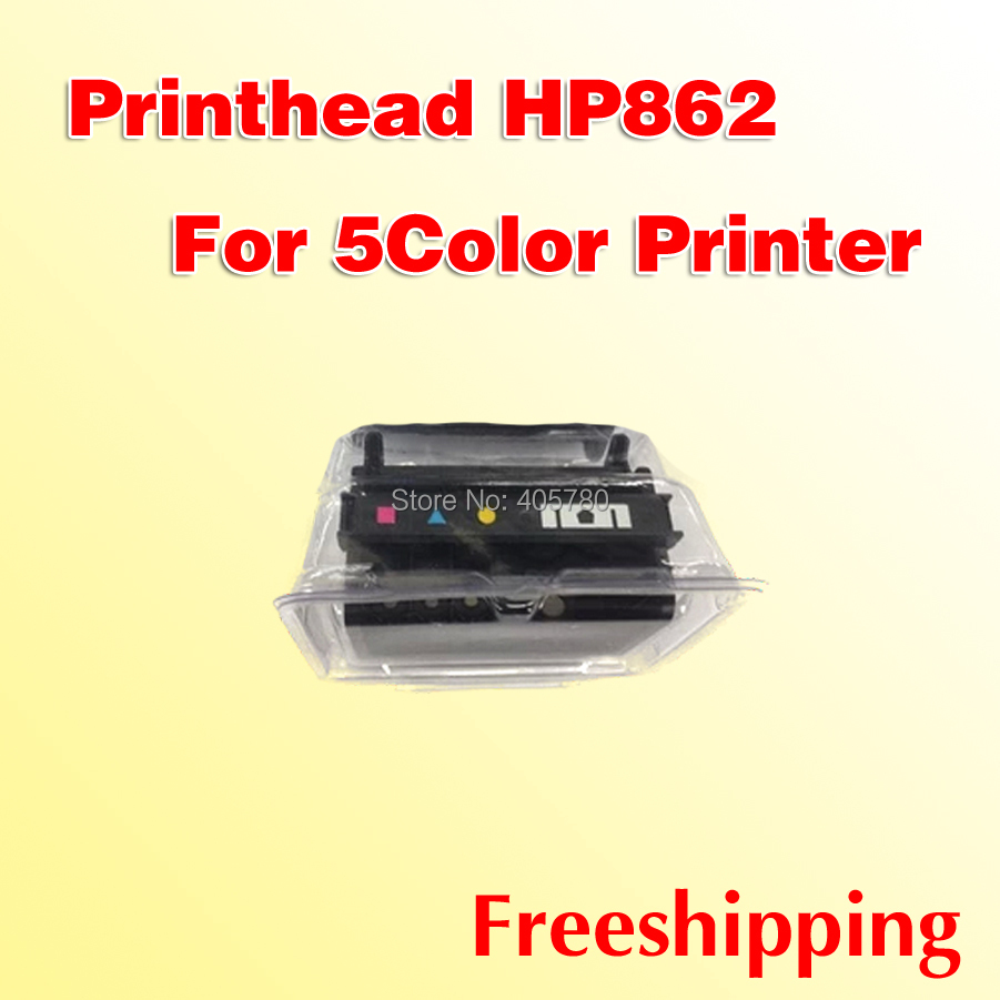Excellent HP862 printhead compatible for HP 862 print head c410/5468/7568/309/310 564 hp862 printer head for 5color freeshipping 4 color hp862 printhead for hp photosmart plus b110a b209a b210a print head for hp 862