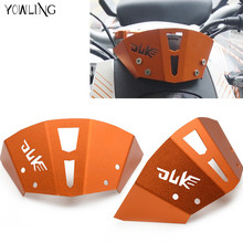 For KTM Duke 125 200 390 Duke Dirt bike New Aluminum Motorcycle Motorbike accessories Windshield Windscreens Wind Deflectors цена в Москве и Питере