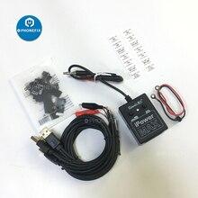كابل اختبار من QianLi طراز iPower Max Pro سلك اختبار للتحكم في الطاقة لهواتف iPhone XS XS MAX X 8 8P 7 7P 6S 6SP كابل طاقة إصلاح