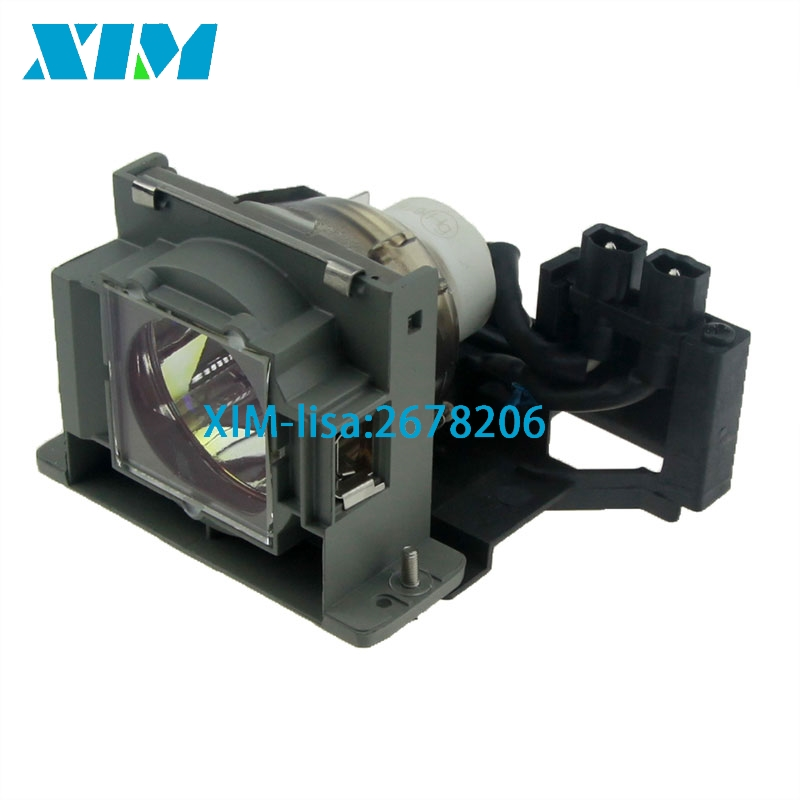 XIM Free shipping Replacement Projector Lamp with housing VLT-EX100LP for MITSUBISHI DX320 / EX100U / EX10U / ES10U free shipping vlt xl650lp vlt xl650lp replacement projector lamp for mitsubishi projector hl650u