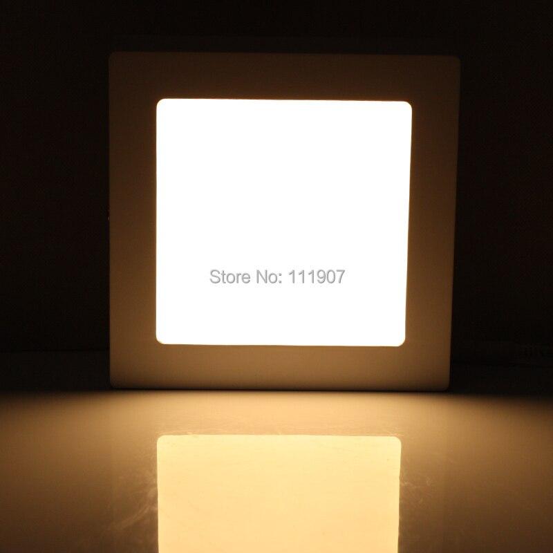 Square 9W / 15W / 25W Luz de techo LED Blanco frío / Blanco cálido - Iluminación interior - foto 3