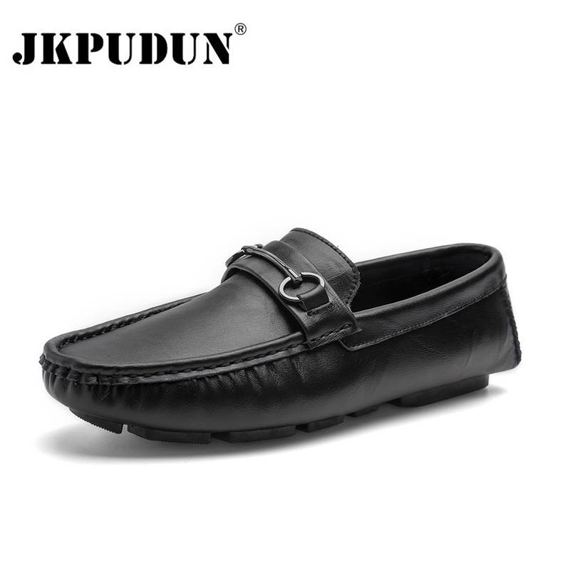 Casual Conduite Luxe De Chaussures orange Black blue Cuir Mocassins Respirant Formelles Italien Véritable Marque Designer Hommes En Jkpudun wqIFRF