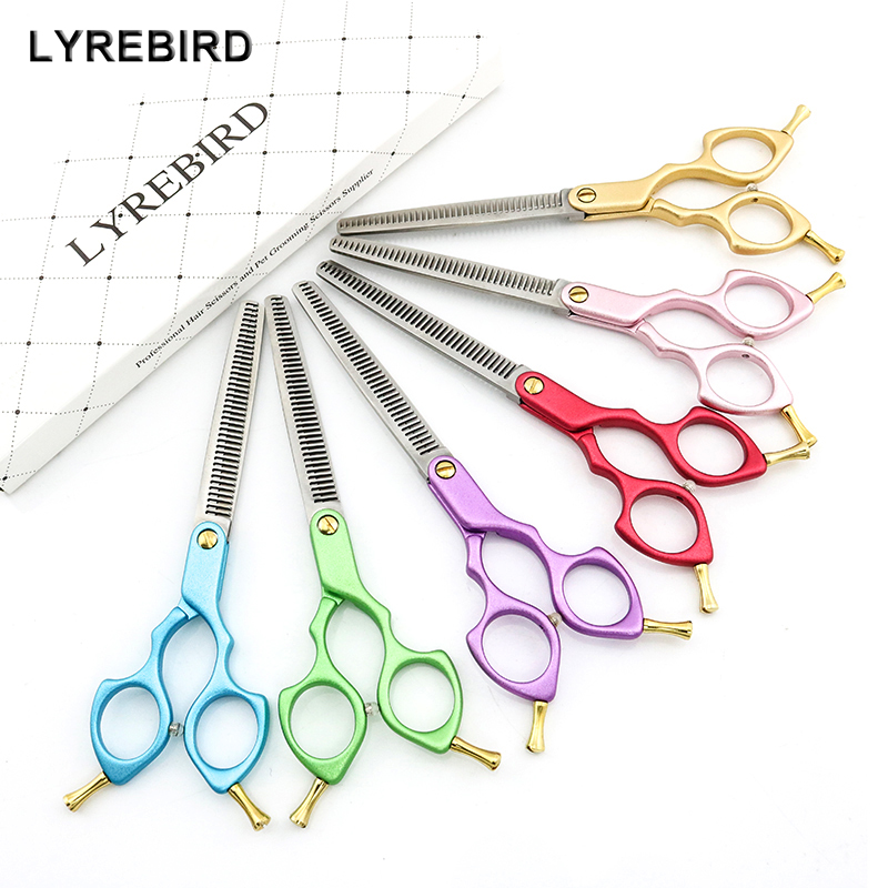 Professional Dog Grooming Scissors 6 5 Inch Dog Hair scissors Dog Hair Thinning Scissors Super Japan
