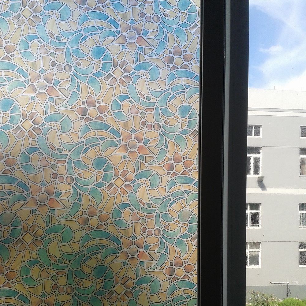 Yongfu Building Car Gldecorative Window Film Roll Factory Supply With Best Price