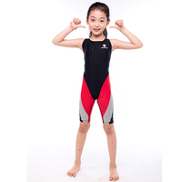 HXBY Professional One Piece Suits Swimwear Swimsuit For Girl Kids Swimming Suits Child Arena Competitive Swimming