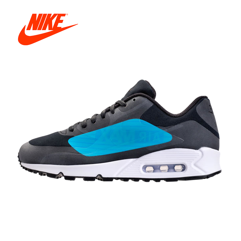 Official Original Nike AIR MAX90 NS GPX Mens Running Shoes Sneakers Comfortable Breathable Sports Outdoor AJ7182-002 цена
