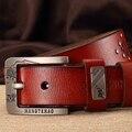 Горячая Продажа мужская Люксовый Бренд Высокого Качества Пояс Бизнес Ремни Пряжки Из Натуральной Кожи Широкий Пояс Cinturon Свадебное Пояса