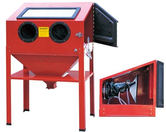220L Small industrial sandblasting machine, sandblaster to remove rusting, Dental Tools , sandblaster for glass fetsum amakelew slow rusting in durum wheat triticum durum desf