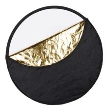 Supon 5 в 1 Портативный складной круглый 80 см Камера Освещение фото диск Отражатели диффузор комплект чехол