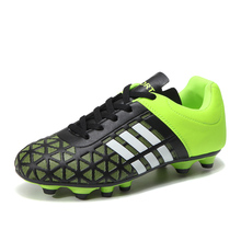 Lion Scream Football Sneaker Shoes Adult Kids Soccer Cleats Turf TF Hard Court Sneakers Training 33-43