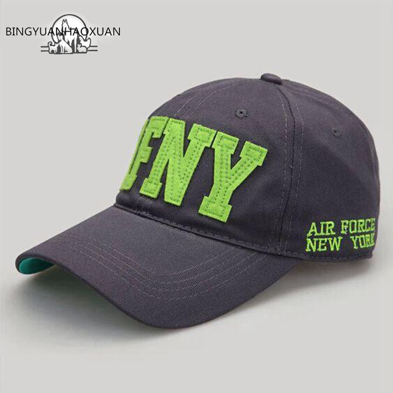 2016 New Fashion Brand Baseball Cap Snapback Caps Men Outdoor Sports Hiphop Caps Women Letter AFNY Summer Hat Sun Hat