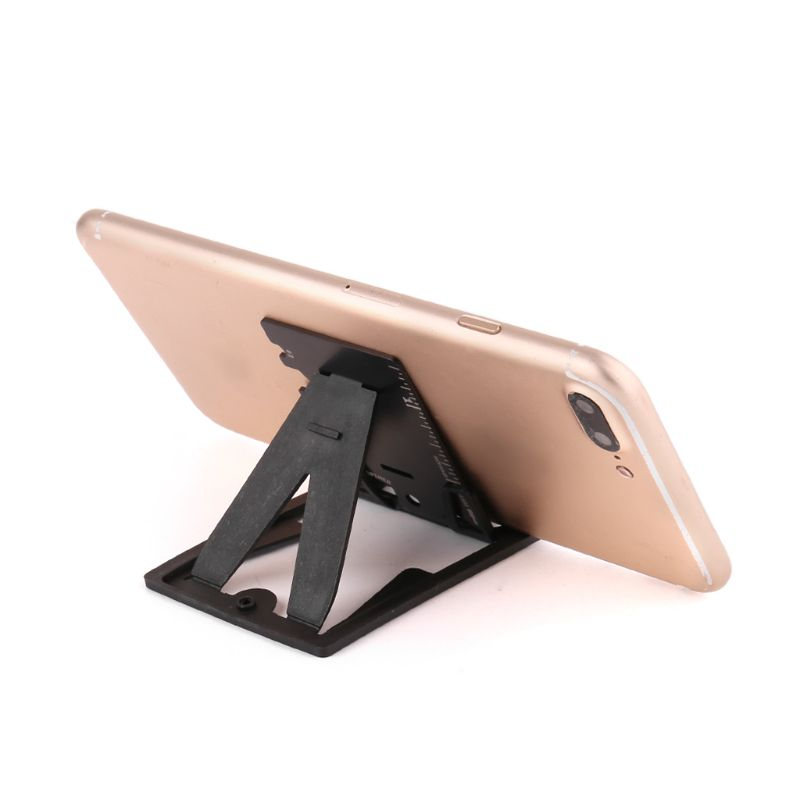 Bottle Can Opener Hexagon Wrench with Leather Case Multifunctional Mobile Phone Stand Portable