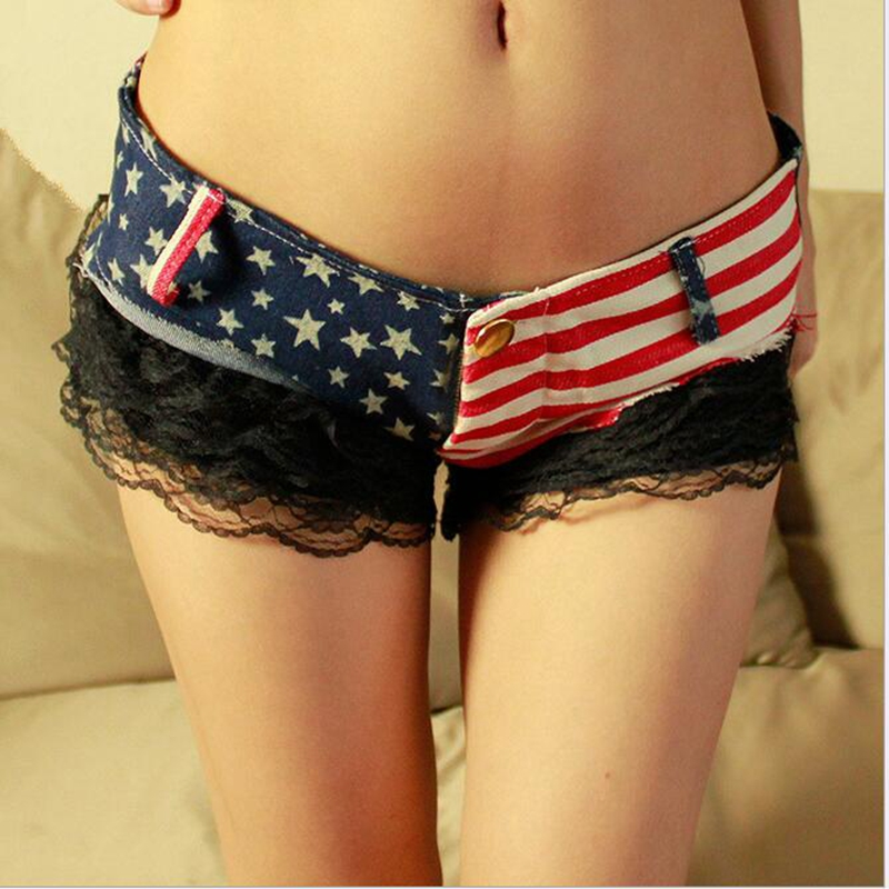 Jean Shorts American Flag Promotion-Shop for Promotional Jean ...