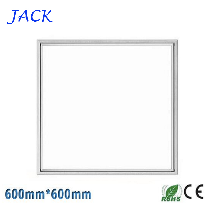 ФОТО X5  led panel light 40W replace 60W 9.5mm Ultra-thin Thickness 600x600mm Dimmable Led Panel High Bright CE/RoHS