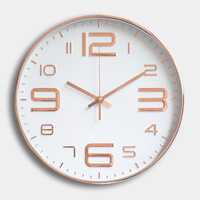 Timelike Modern Silent Wall Clock Quartz Wall Watch Diy Antique Designer Clock Home Decor Saat reloj de pared