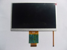 New 7 Inch Replacement LCD Display Screen For Archos 70 internet tablet 250GB tablet PC Free shipping