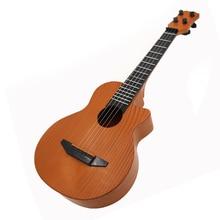 Heißer kleine Kinder Spielzeug Gitarre Simulation kann spielen Gitarre Musikinstrument Musik pädagogisches Spielzeug 4 Farben