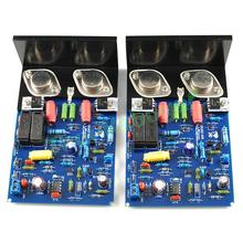 LJM QUAD405 CLONE MJ15024 Stéréo 100 W + 100 W Double Canal Amplificateur Conseil + Radiateur (Kit seulement)