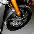 For Yamaha MT-09 MT 09 13-15 years really carbon fiber front mud tiles all carbon fiber front fender