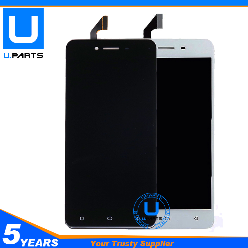 For Oppo A37 LCD Display Panel + Touch Screen Mobile Phone Digitizer Complete Assembly Replacement Parts