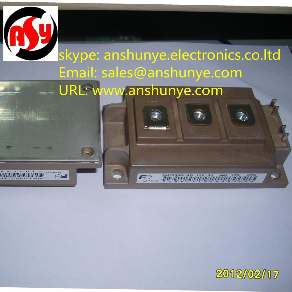 2MBI300U4D-120  IGBT Transistor modules fp75r12kt4 fp100r12kt4 7mbr75vn120 50 genuine 100% igbt modules