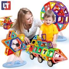 3D Designer Magnetic Builiding Blocks Construction Mini Set Kids Educational Toys For Chldrens Boys Girls Babys Gift