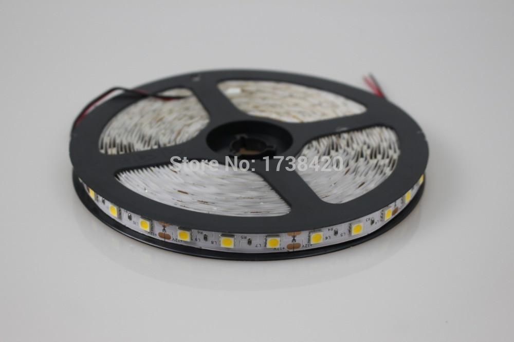 rgb LED Strip 5050 SMD 12V икемді Neon таспалы - LED Жарықтандыру - фото 2