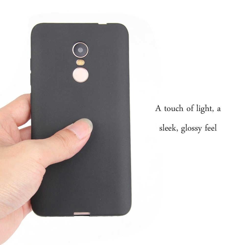 סיליקון רך TPU מקרה עבור שיאו mi Poophone F1 mi A2 A1 mi 8 SE 6X 5X מגן כיסוי עבור אדום mi הערה 5 6 פרו 5 בתוספת 6A 5A 4X4 4A