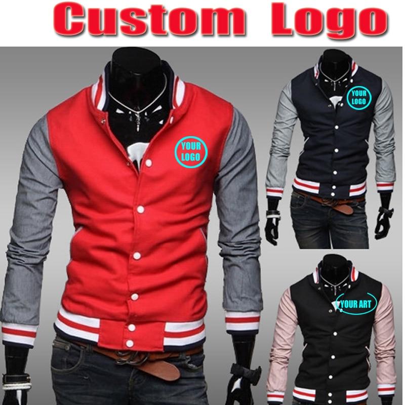 Custom Varsity Jackets With Logo - Best Jacket 2017