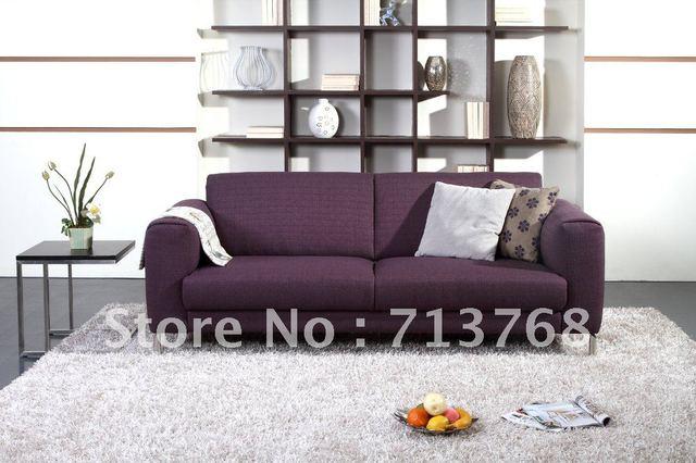 Muebles Modernos Salasalon Sofa De Tela3 Plazas2 Plazas Sofa En - Muebles-modernos-de-sala