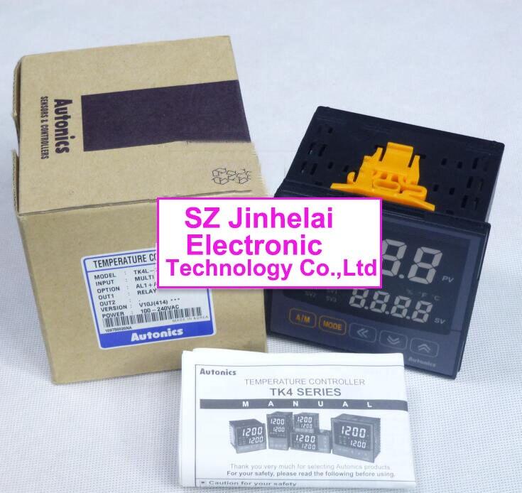 New and original TK4L-24RN TK4L-24SN TK4L-24CN AUTONICS TEMPERATURE CONTROLLER new and original t3s b4rp4c autonics temperature controller