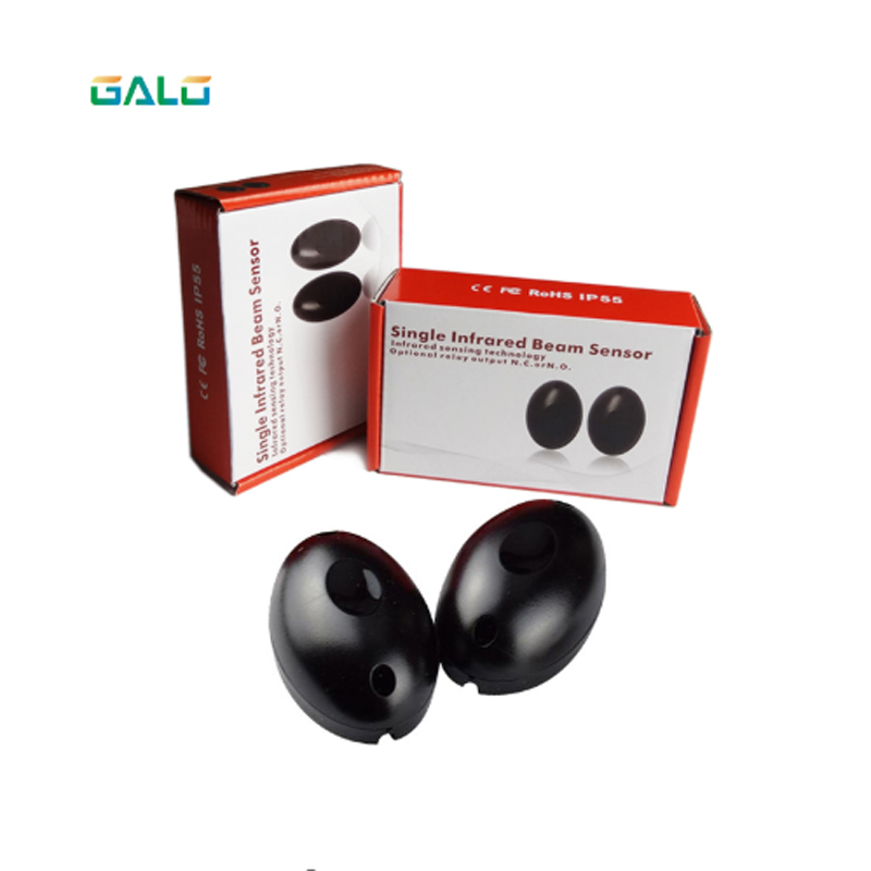 2pcs 15m Waterproof Alarm Infrared Photocells For Gate And Door Opener Barrier Gate Safety Access