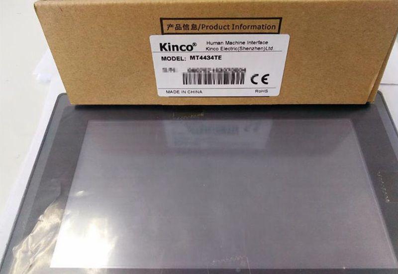 KINCO MT4434TE 7 pouce HMI écran tactile panneau de commande avec 800*480 USB hôte ethernet Nouveau