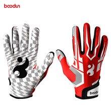 Boodun бейсбольные ватиновые перчатки для мужчин и женщин, противоскользящие спортивные перчатки из искусственной кожи для Софтбола, бейсбольные перчатки для мужчин