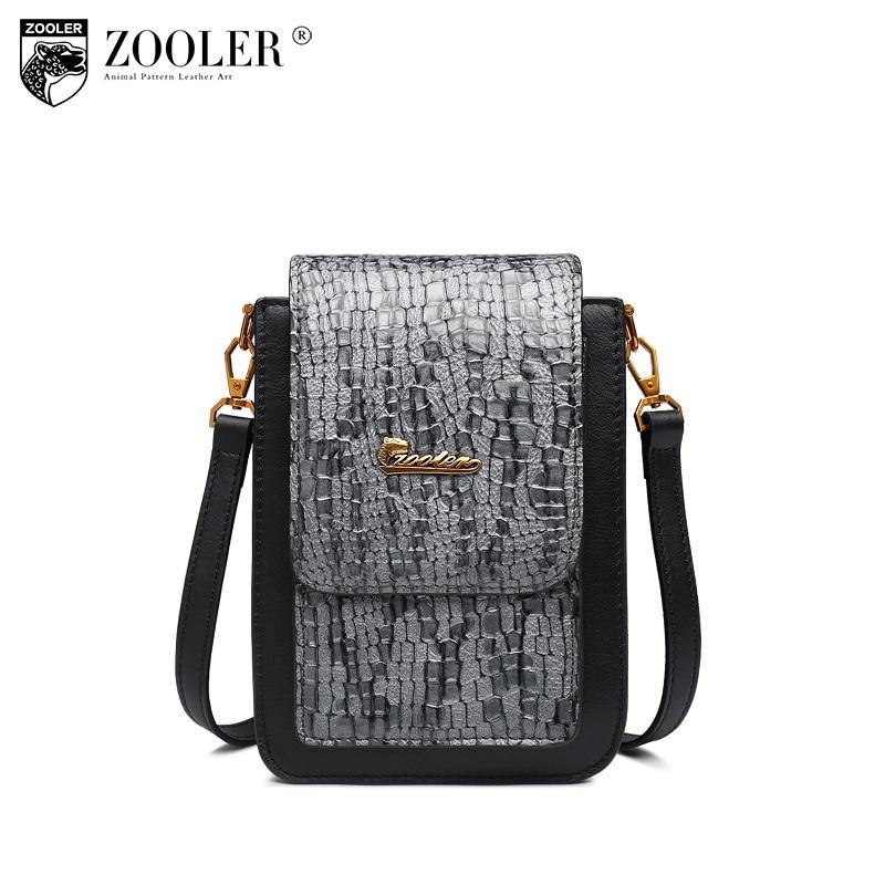 ZOOLER 2017 luxury handbags women bags designer messenger bag real leather shoulder bags  bolsa feminina#S103