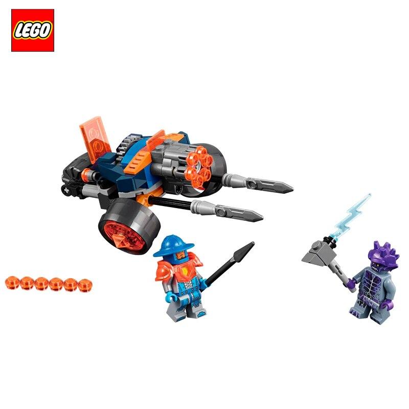 Конструктор LEGO Nexo самозодная артиллерийская установка королевской гвардии 70347 L