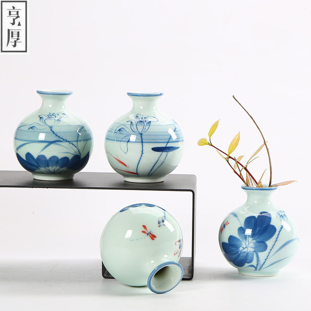New Classical Post Modern Home Decor High Grade Ceramic Handpainted
