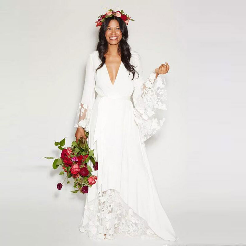 V sa boutique wedding event zerinde for Aliexpress robes de mariage