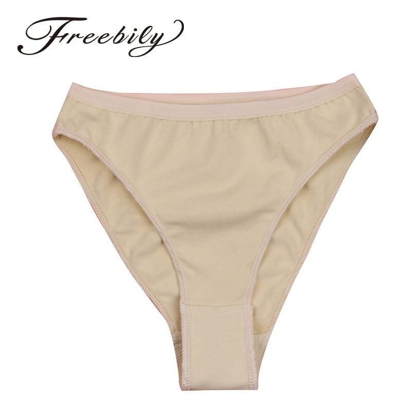 Fashion Girls' High Leg Cut Briefs Underwear Underpants for Ballet Dance Gymnastics Girl's Ballet Dance Briefs Underwear SZ 2-12