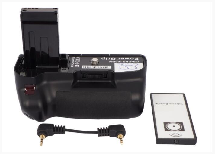 Batterie Cameron Sino pour prise de batterie CANON EOS 100D