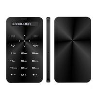 S5 Bluetooth dialer muziek anti verloren telefoon boek Synchroniseren power bank mini Ultradunne size pocket kaart mobiele telefoon P249